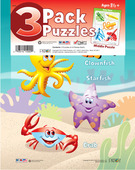 3-Pack Puzzles