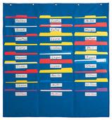 Organization Center Pocket Chart