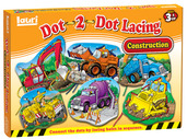 Dot-2-Dot Lacing™ Construction