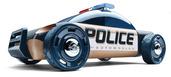 Automoblox™ S9 Police Car