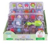 Mirari® ABC Flip Flop® Blocks