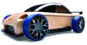 Automoblox™ Mini S9-R Sport Sedan