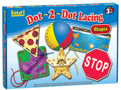 Dot-2-Dot Lacing™ Shapes
