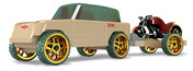 Automoblox® Mini X10 Timber Pack