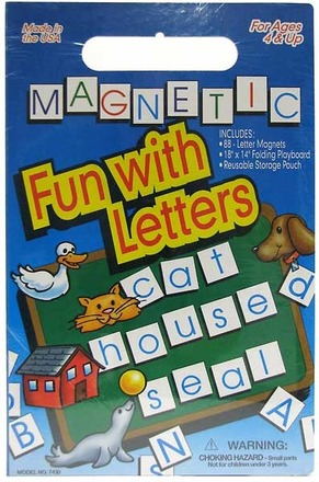 Magnetic Fun with Letters™ picture