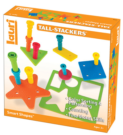 Tall-Stacker™ Smart Shapes