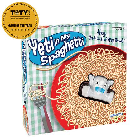 Yeti in My Spaghetti® picture