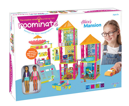 Roominate® Alice's Mansion picture