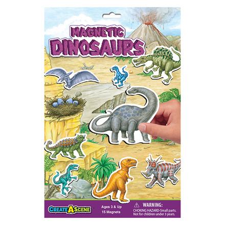 Create A Scene™ Magnetic Dinosaurs II™ picture