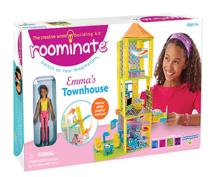 Roominate® Emma's Townhouse picture