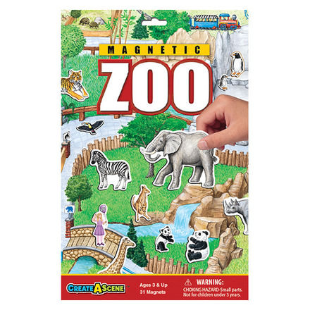 Create A Scene™ Magnetic Zoo™ picture