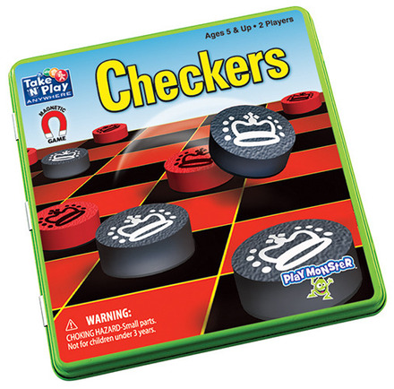 Take 'N' Play Anywhere™ Checkers picture