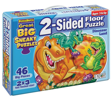 Sneaky Puzzles® Dinosaur Land™ picture