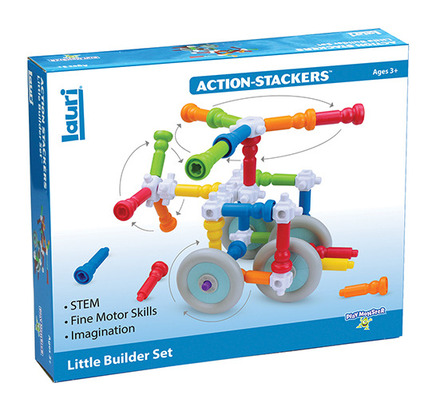 Action-Stackers™ Little Builder Set picture