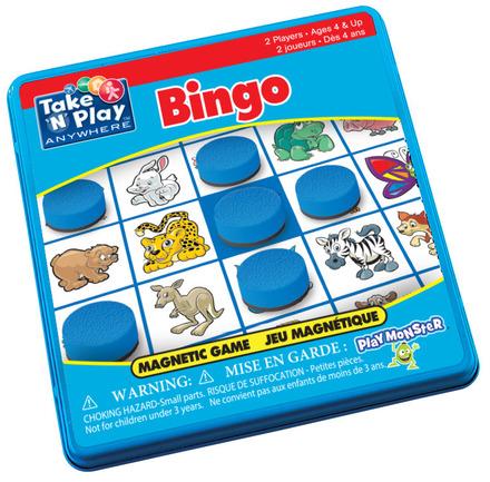 Take 'N' Play Anywhere™ Bingo picture