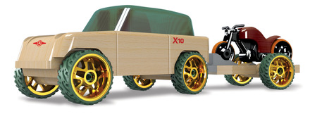 Automoblox® Mini X10 Timber Pack picture