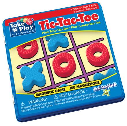 Take 'N' Play Anywhere™ Tic Tac Toe picture