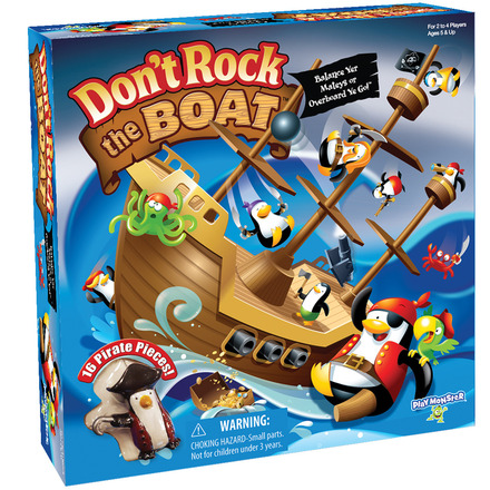 Don't Rock the Boat® picture