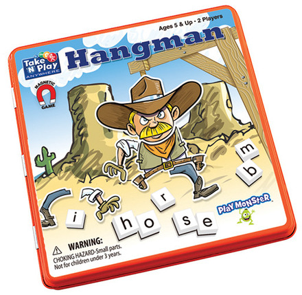 Take 'N' Play Anywhere™ Hangman picture