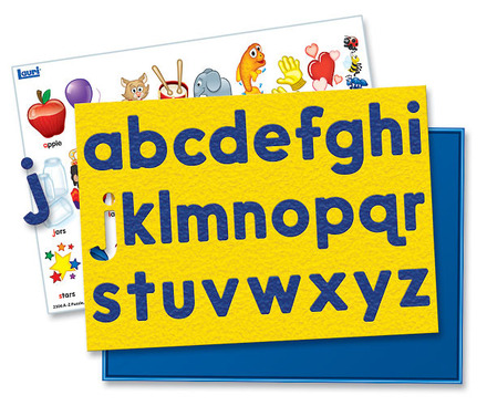a to z Puzzles Lowercase picture