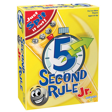 5 Second Rule® Jr. picture