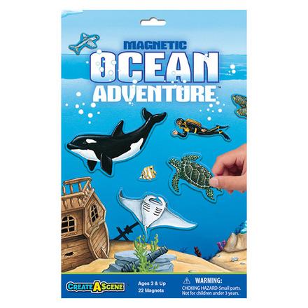 Create A Scene™ Magnetic Ocean Adventure™ picture