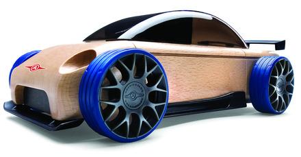 Automoblox™ Mini S9-R Sport Sedan picture