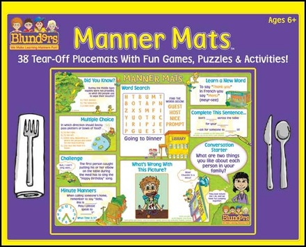 Blunders® Manner Mats™ picture