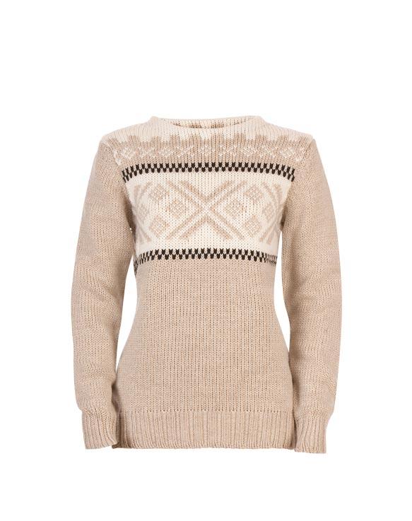 Voss Feminine Sweater
