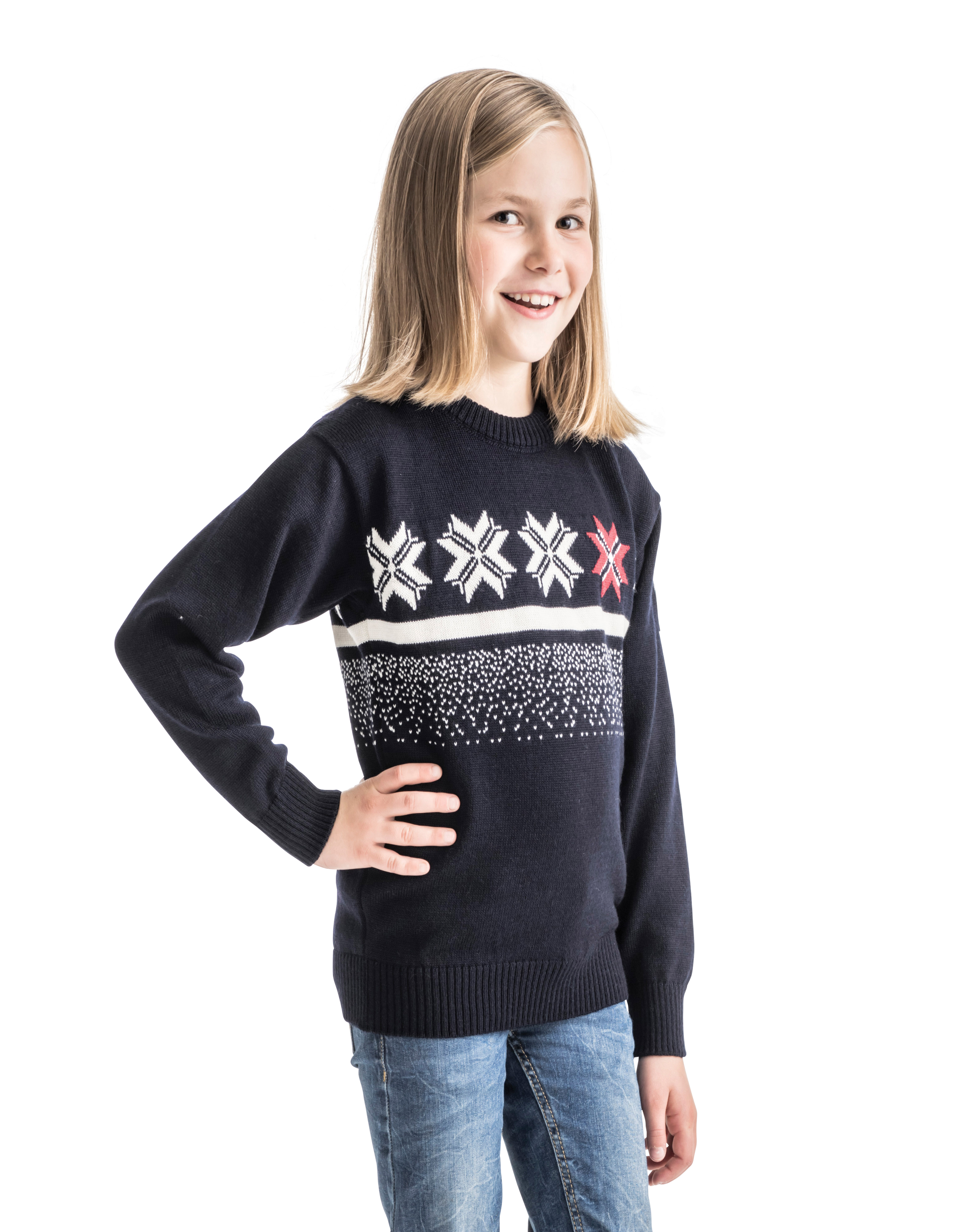 Olympic Passion Kids Sweater