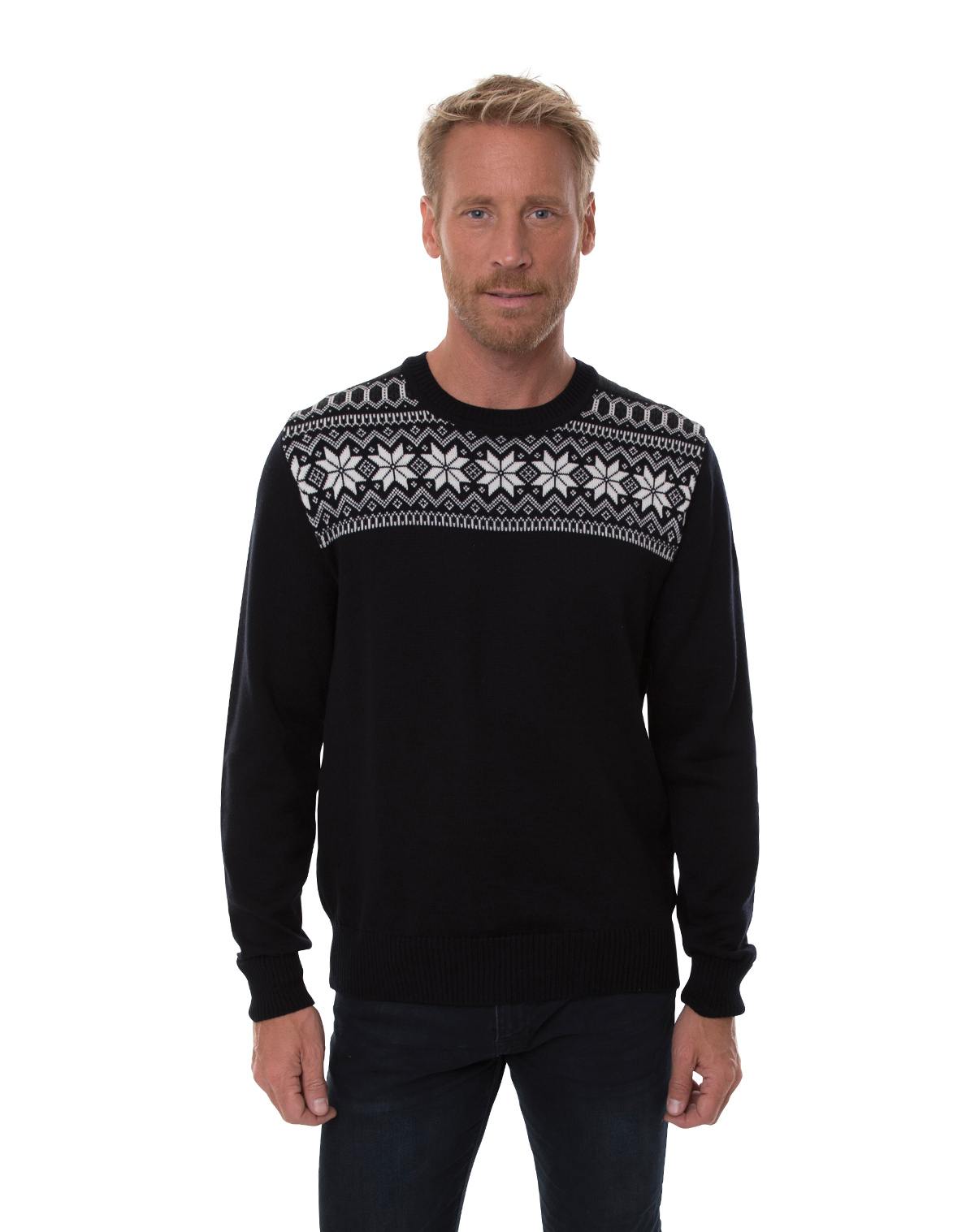 Garmisch Masculine Sweater