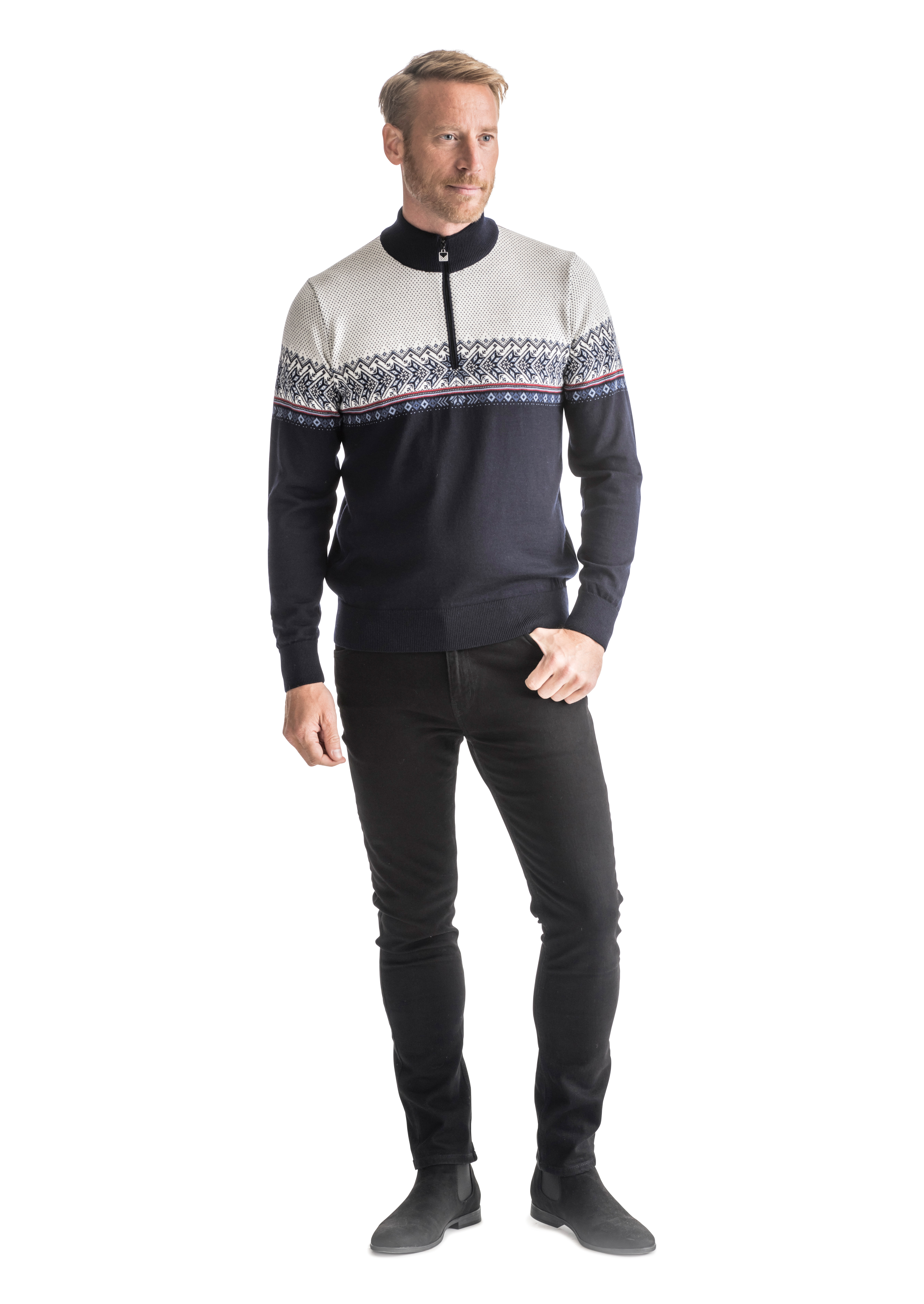 Hovden Masculine Sweater
