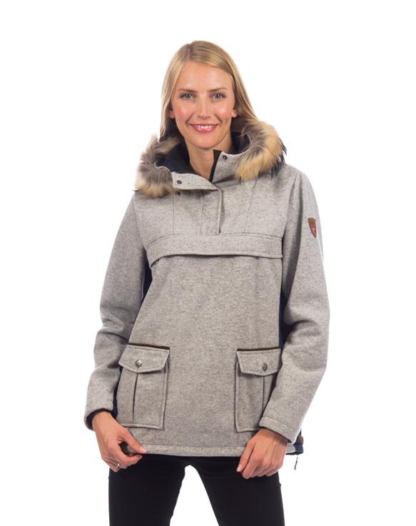 Fjellanorakk Weatherproof Feminine Jacket