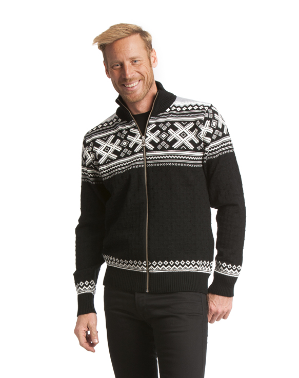 Haukeli Masculine Jacket