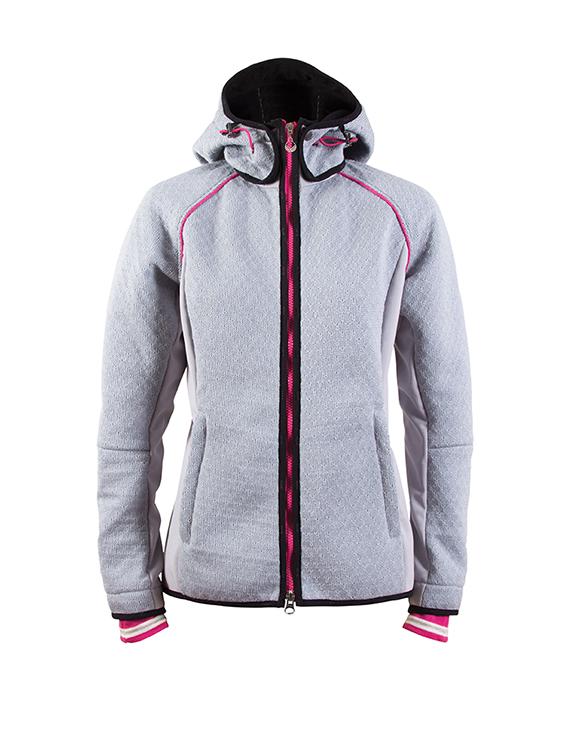 Norefjell Feminine Knitshell Jacket