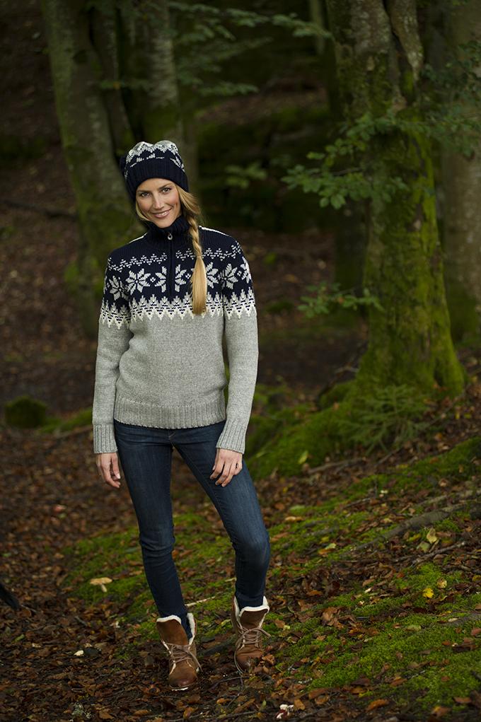 Myking Feminine Sweater (1)