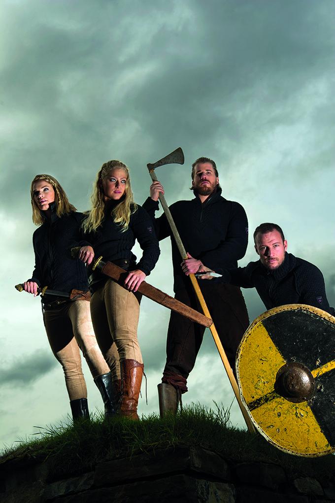 Viking Masculine Sweater (1)