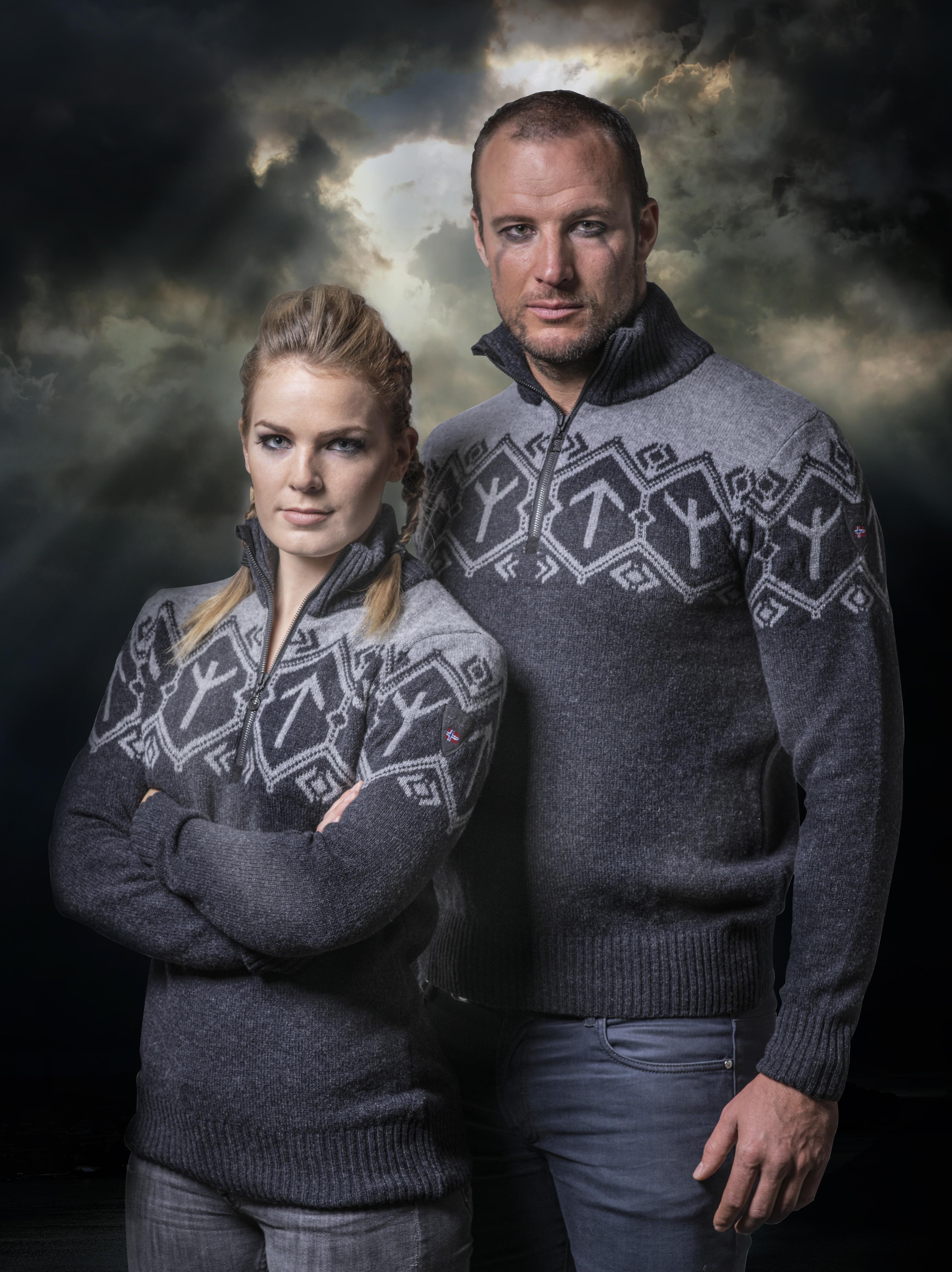 Tor Masculine Sweater (1)