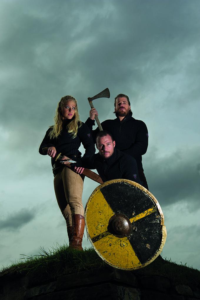 Viking Feminine Jacket (1)