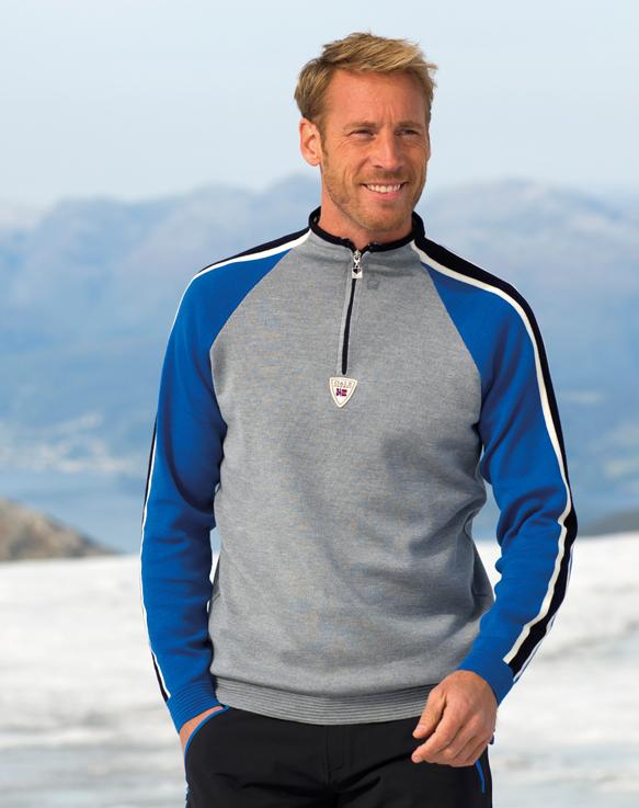 Besseggen Masculine Sweater (1)