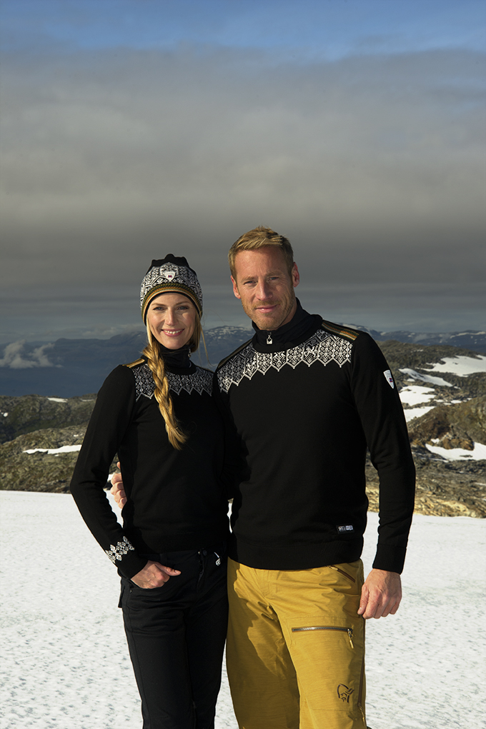 Lillehammer Women's Sweater (1)