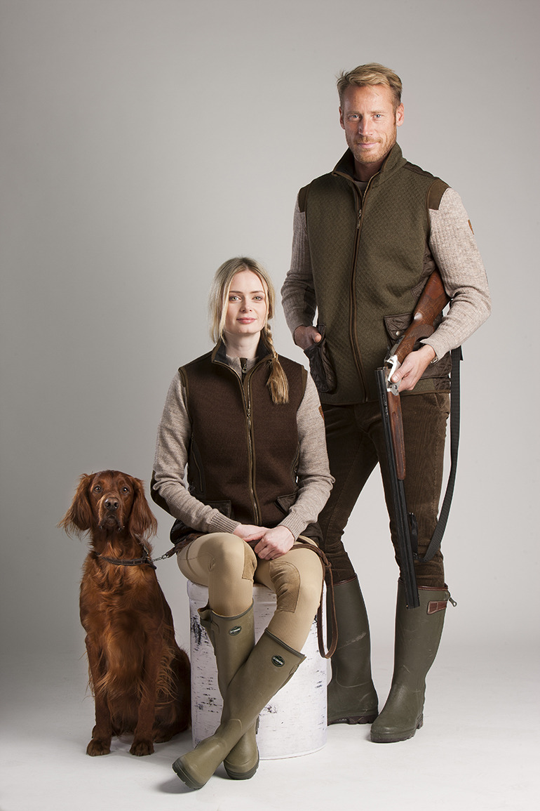 Pair with the Jeger Feminine Knitshell Vest, purchased separately. (1)