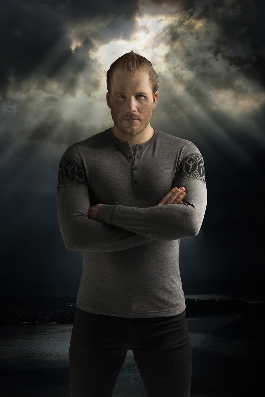 Viking Basic Masculine Sweater (2)