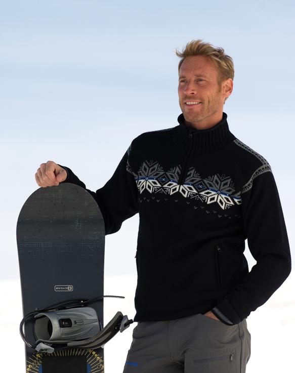 Snetind Masculine Weatherproof Jacket (2)