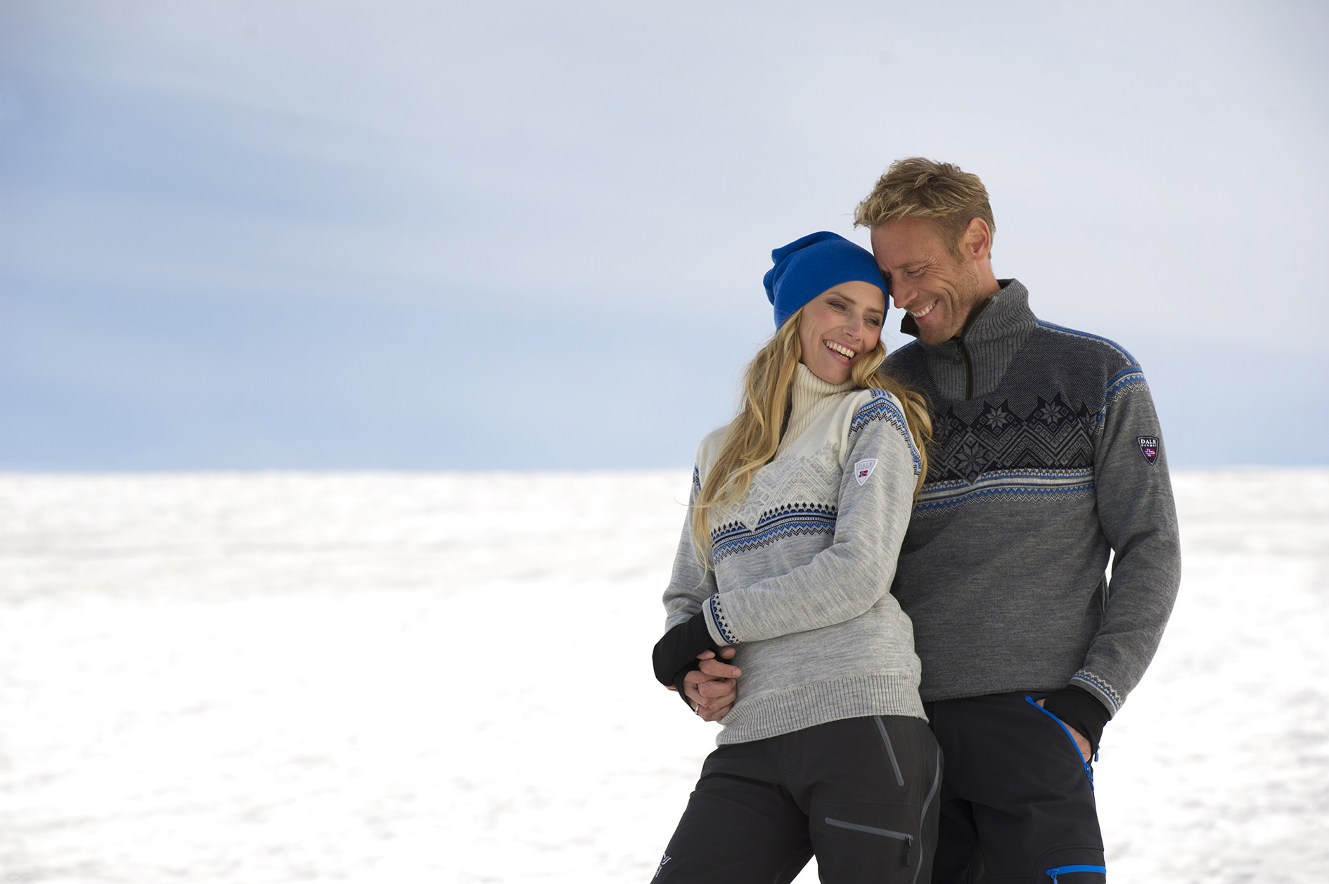 Glittertind Weatherproof Masculine Sweater (2)