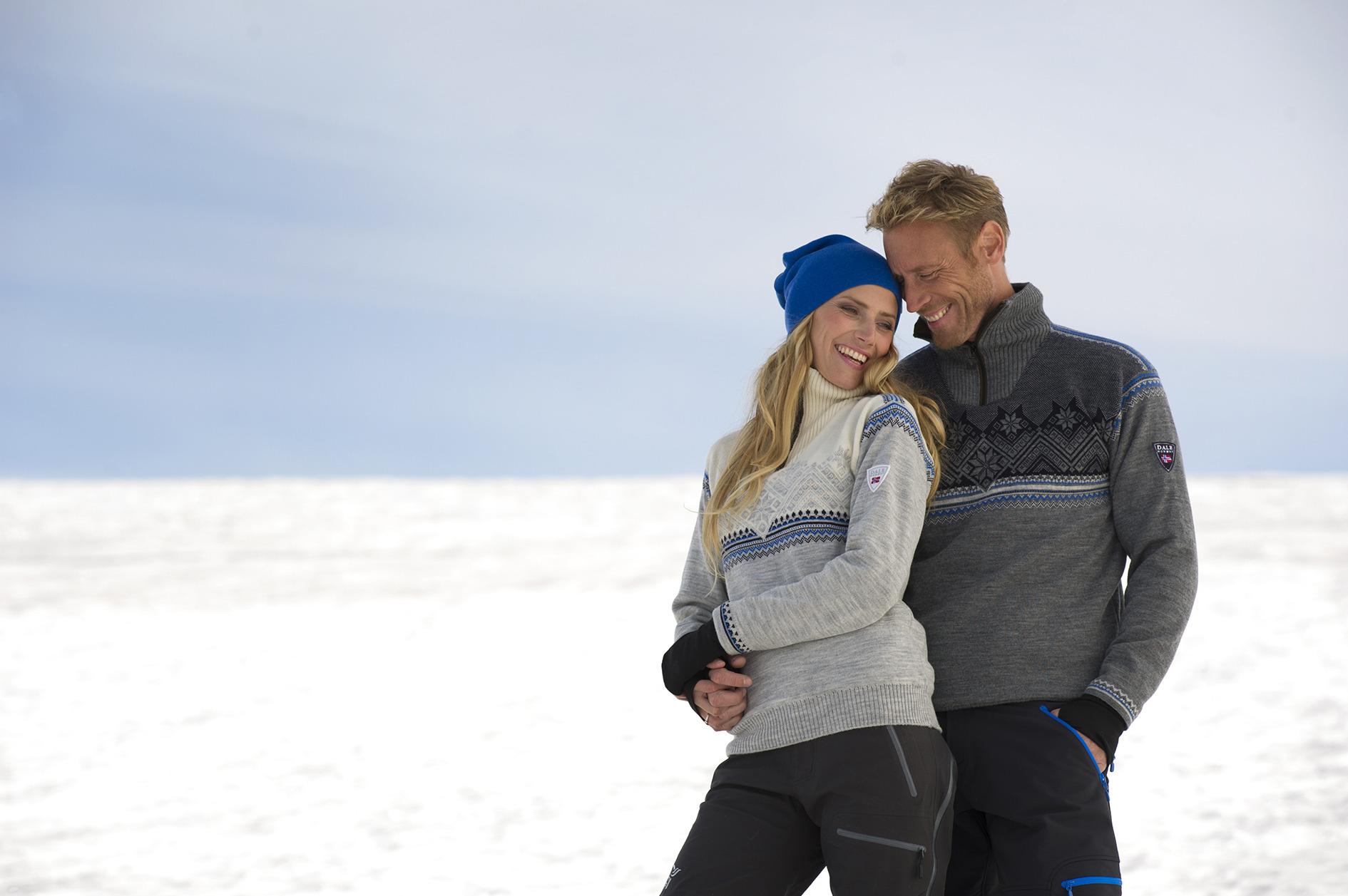 Glittertind Weatherproof Feminine Sweater (2)