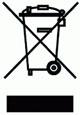 WEEE bin -- no trash symbol