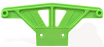 Wide Front Bumper for Traxxas Rustler, Stampede 2wd, Nitro Sport & Bandit – Green