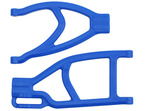 Summit, Revo & E-Revo Extended Left Rear A-arms – Blue
