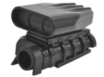 Mock Intake and Blower Set - Black
